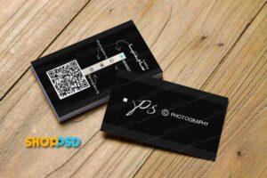 کارت ویزیت شخصی عکاس
