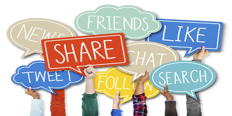 بازاریابی شبکه های اجتماعی و نقش آن در دیجیتال مارکتینگ   شاپ پی اس دی